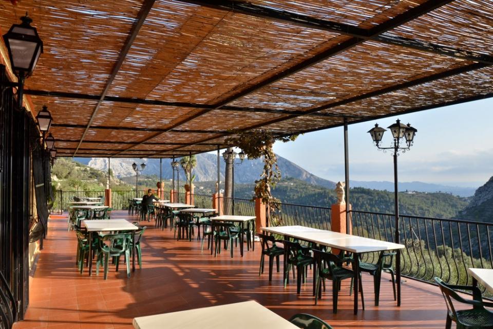 SaCanterella-Terraza